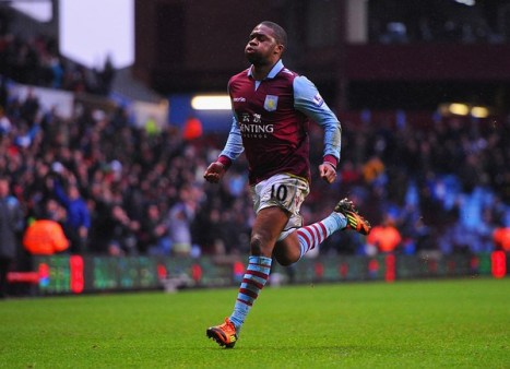 Charles N'Zogbia - They'd love him back at Wigan!