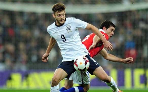 Lallana, a shoe in for the squad for anyone with the right number of chromosomes...