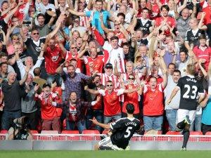 Anfield celebrations