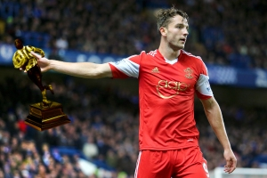 Two times winner! Jay Rodriguez!