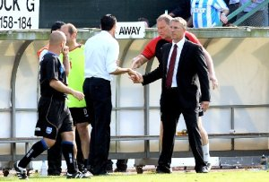 An unhappy ending for Adkins at the Withdean