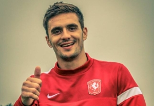 Dusan Tadic get's the thumbs up!